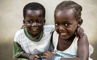 Children in Senegal