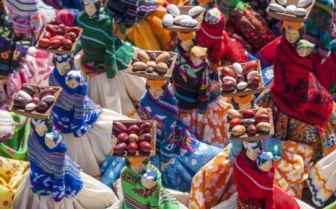Crafts, Creel, Mexico