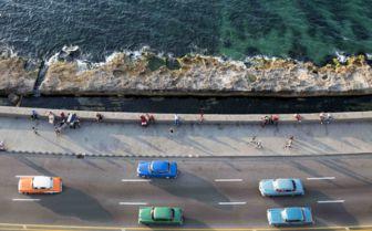 Malecon highway, Havana