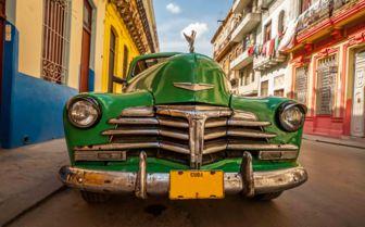 Havana classic car