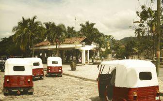 Tuk Tuks in Honduras