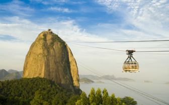 Cable Car over Rio