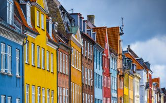 Rows of Houses, Copanhagen