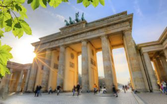 Brandenburg Gate, Germany