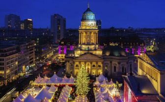 Christmas Market, Berlin