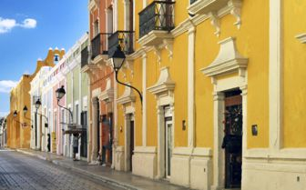 Colourful Campeche