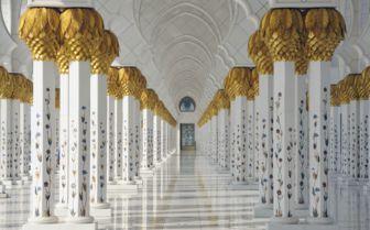 Temple, Abu Dhabi