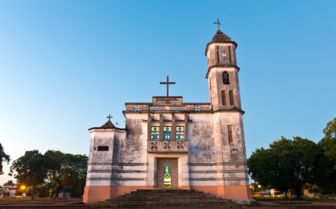 Church, Mozambique