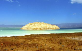 Lake Asaal, Djibouti