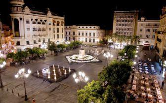 Cordoba Square, Argentina