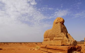Sudan Ruins, Meroe