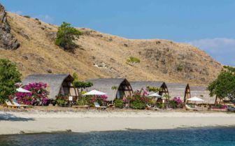 Komodo Dive Resort, Indonesia
