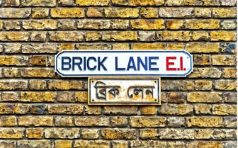 A picture of Brick Lane