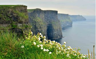A picture of Ireland's Cliffs of Moher