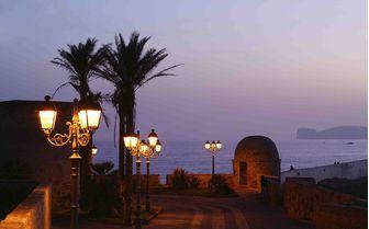 Sardinia by night
