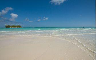Abacos beach, Bahamas