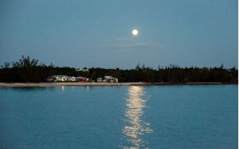 Sunset in Abacos Island