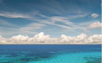 Bimini sea view, Bahamas