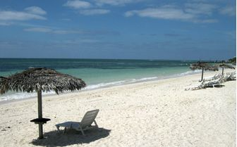 Grand Bahama Beach