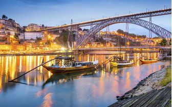 Bridge in Portugal