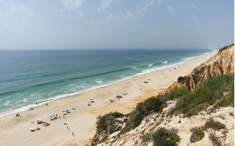 Beach in Portugal