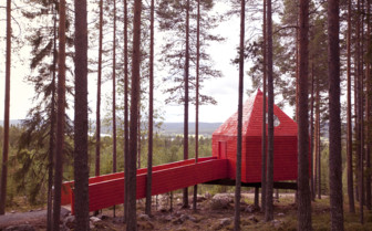 Exterior at Treehotel