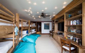Picture of Dormitory, Necker Island
