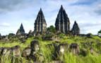 Picture of Prambanan central Java