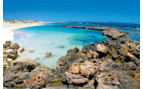 Picture of a Beautiful Beach at Ningaloo Reef