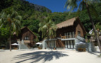Picture of the Beach Cottages at El Nido Miniloc Island Resort