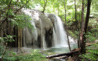 Picture of Moyo island waterfall
