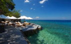 Picture of Pool Deck Landscape Moyo Island