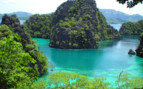 Picture of Volcanic rock formations Palawan
