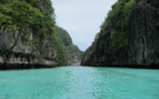 Picture of fjord in Palawan