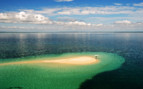 Picture of Ibo sandspit beach