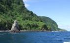 Picture of the Cocos shoreline