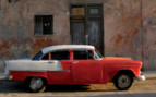 Classic car in Havana