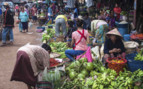 Pakse Market Life