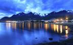 Tierra del Fuego at Dusk