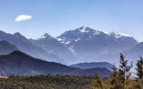 Atlas mountains overview