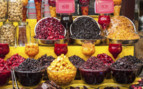 Dried fruits in Iran