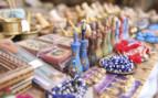 Iran bazaar detail
