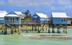 Beautiful Bermuda nine resort