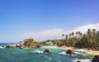 Tuquoise sea and Beach