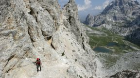 Via Ferrata, Dolomites