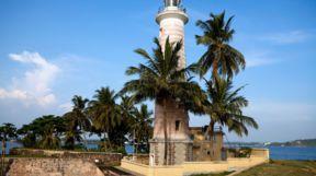 Galle Lighthouse, Sri Lanka