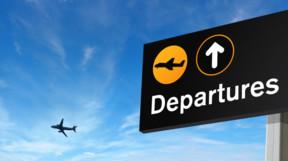 Departure Board, Airport