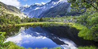 generic mountain shot