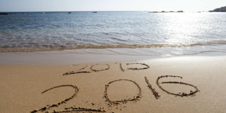 New Year Beach