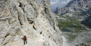 Via Ferrata, Dolomites